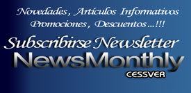 Inscribirse Newsletter